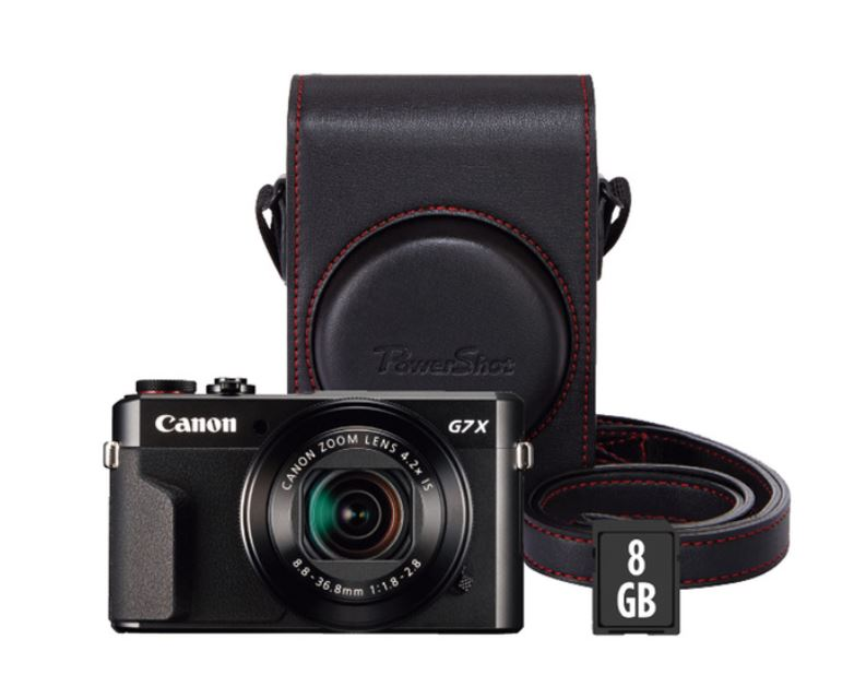 Canon G7 X - Mark II
