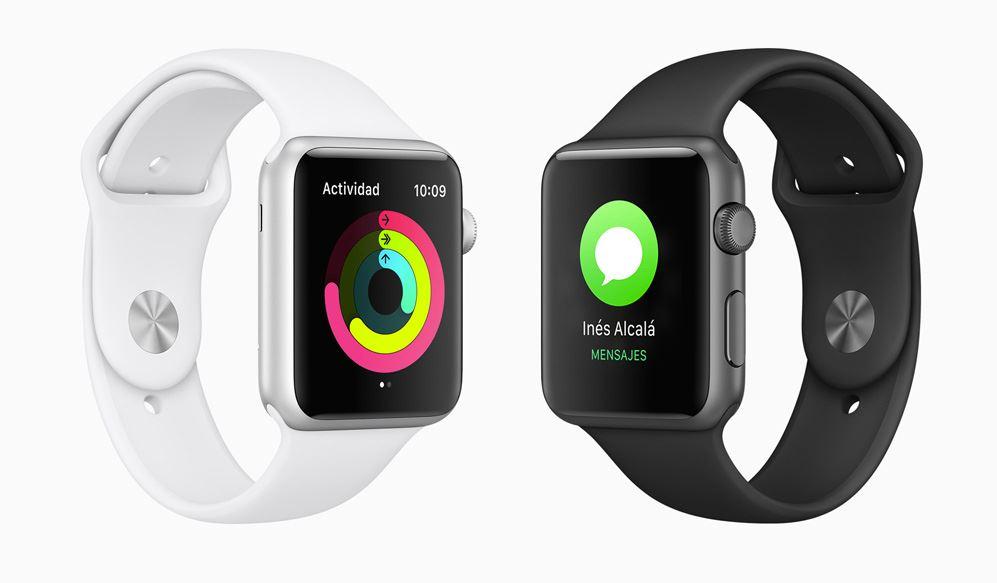 2223a33b975 Apple Watch Series 3. El modelo superior del ...