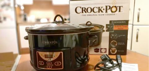 ¿Tu primera vez con una Crock-Pot? Así es la primera semana en la cocina
