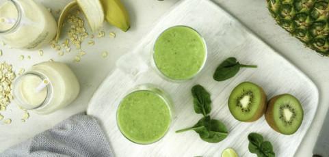¿Por qué un smoothie es más saludable que un zumo?