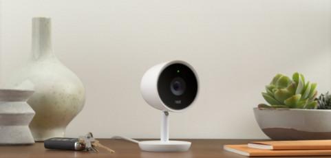 Nest Cam IQ es la cámara de vigilancia perfecta para tu casa u oficina