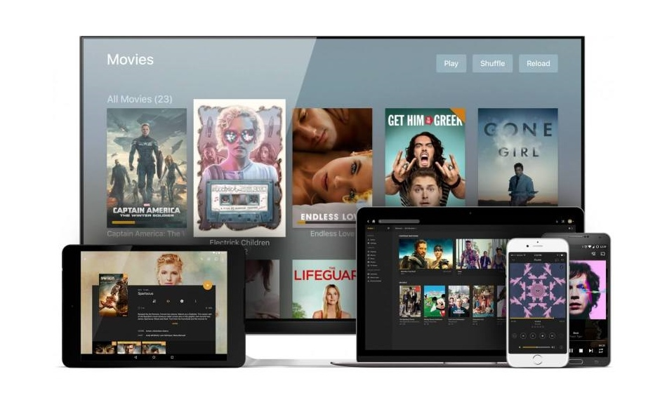 plex samsung smart tv