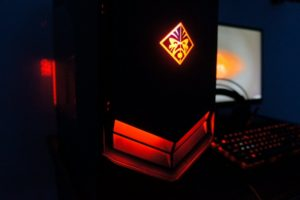 torre hp omen analisis