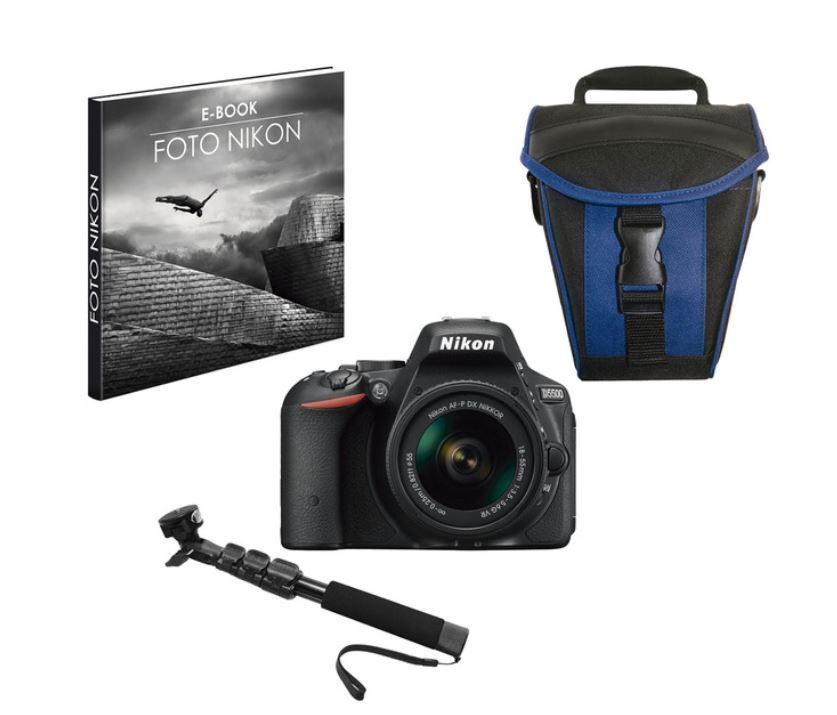 Cámara réflex Nikon D5500