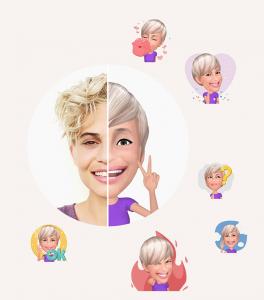 AR emojis Samsung