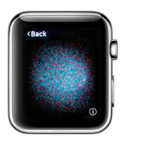 Sincronizar Apple Watch con iPhone