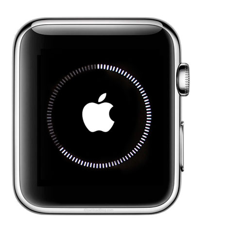 Sinronización del Apple Watch
