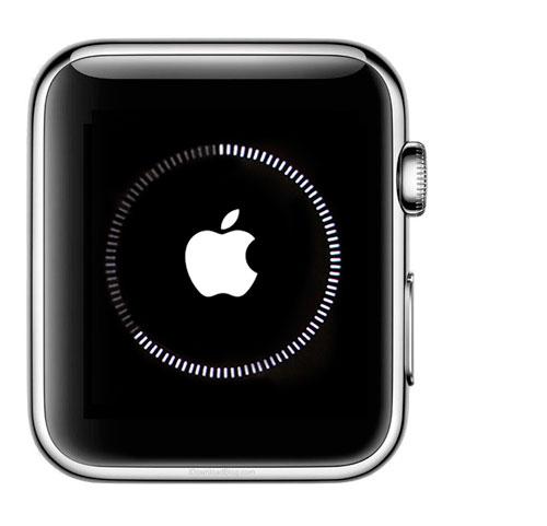 Sinronización del Apple Watch