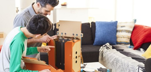¿Qué es Nintendo Labo? La mejor forma de acercar a los niños, desde casa, el mundo de la robótica