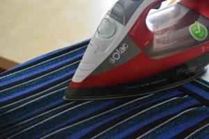 Cómo planchar plisados