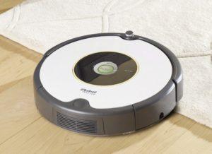 roomba robot de limpieza