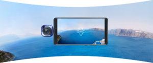 innovación en cámaras móvil