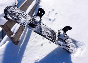 Aplicaciones nieve Smartwatch