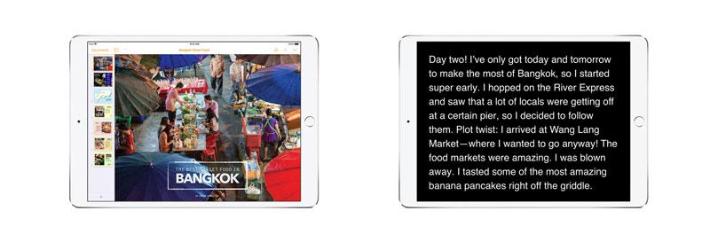 nuevo iPad para la educación