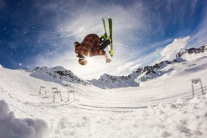 aplicaciones para esquiar