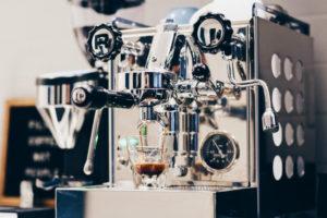 Cafetera espresso de bar