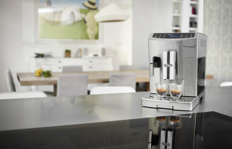 Cafetera DeLonghi PrimaDonna