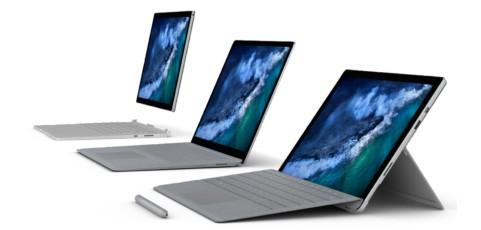 Surface Pro, Surface Book o Surface Laptop: ¿qué Surface te conviene más?