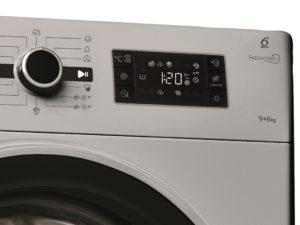 Lavadora con temporizador