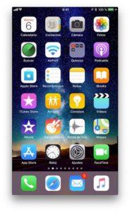 como Garabar la Pantalla del iPhone en Mac