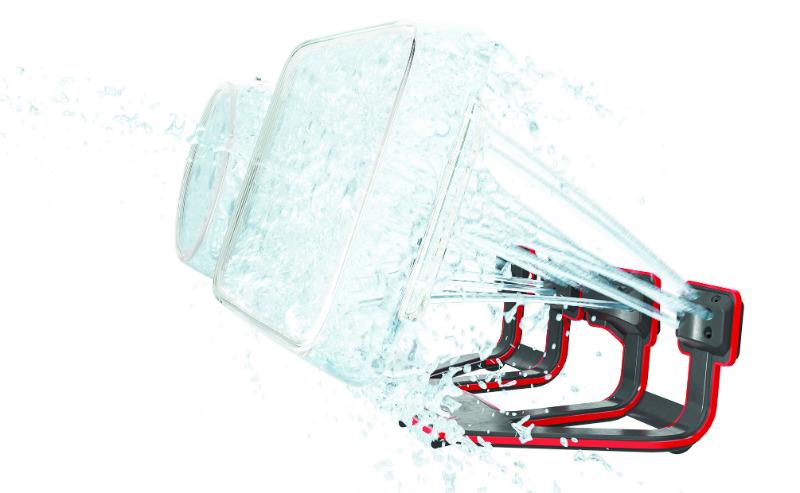 Anatomía de un lavavajillas Whirlpool