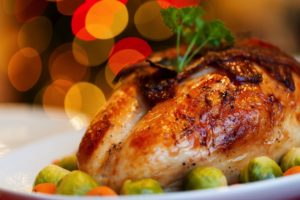 Pollo asado en Taurus Mycook