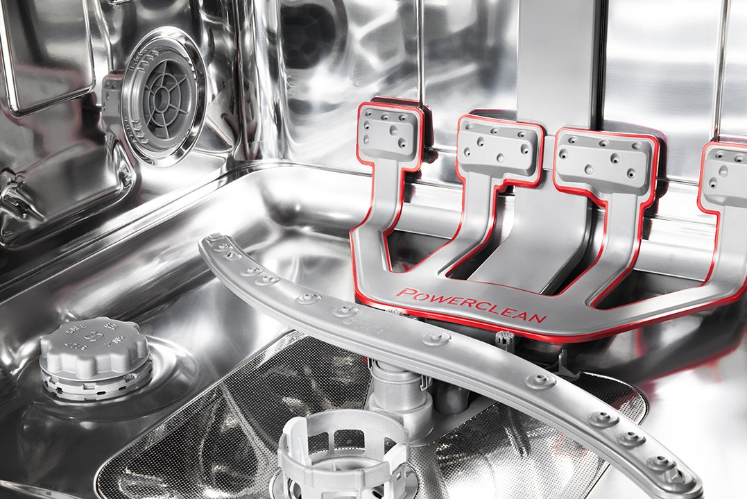 lavavajillas -Whirlpool - 60 cm - WFO 3O33 DL X - power-clean