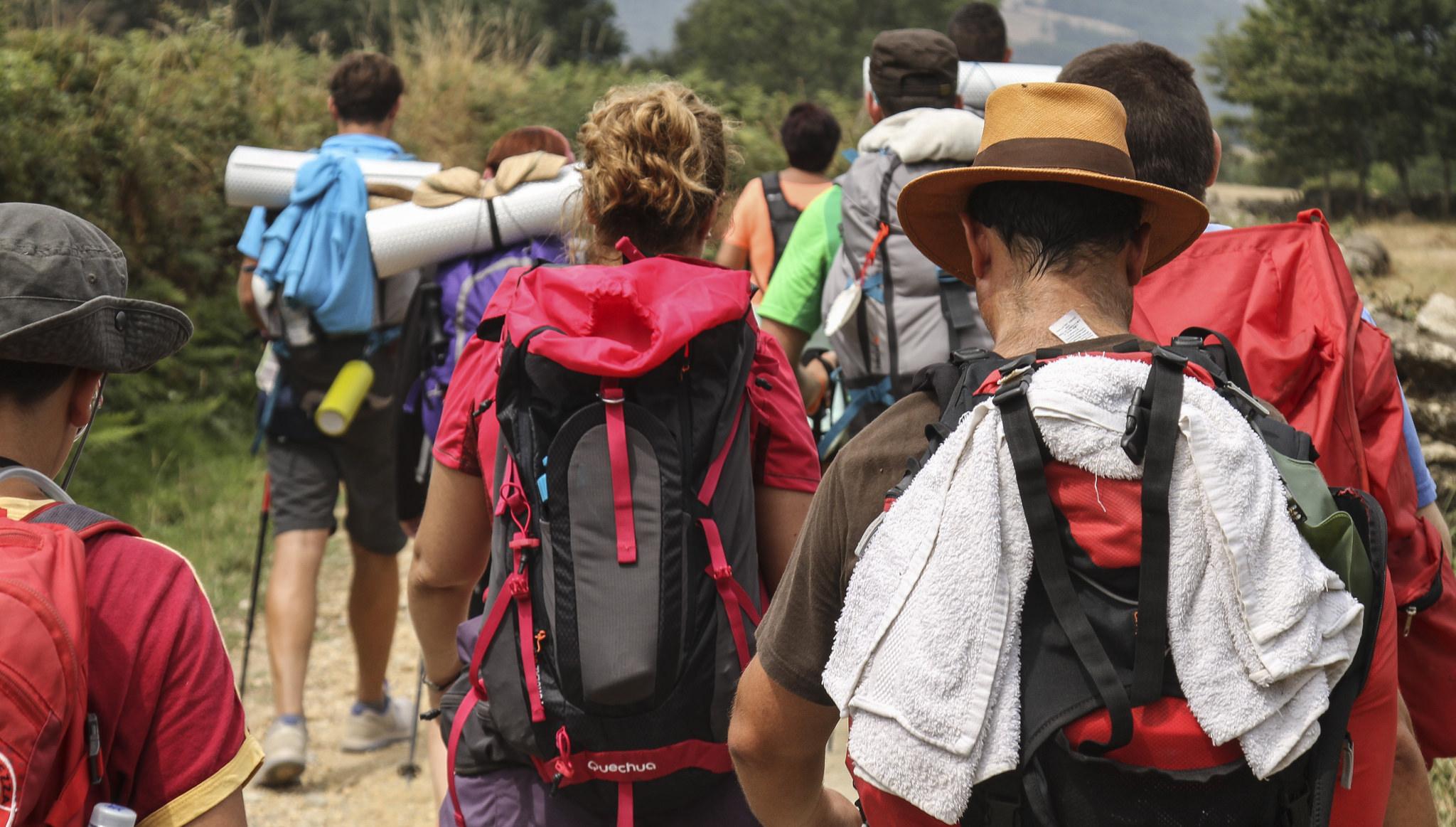equipacion camino de santiago