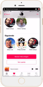 Cómo compartir Apple Music en familia ID Apple