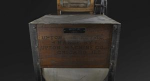 Primera lavadora Whirlpool