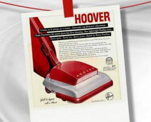 aspirador Hoover