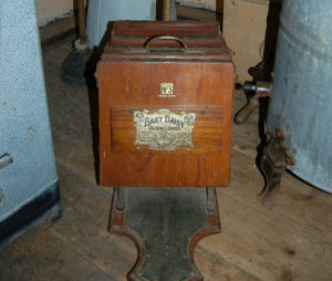 Antiguo limpiador