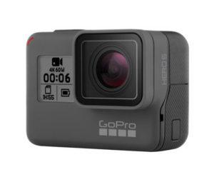 GoPro Hero 6 tecnologia resistente al agua