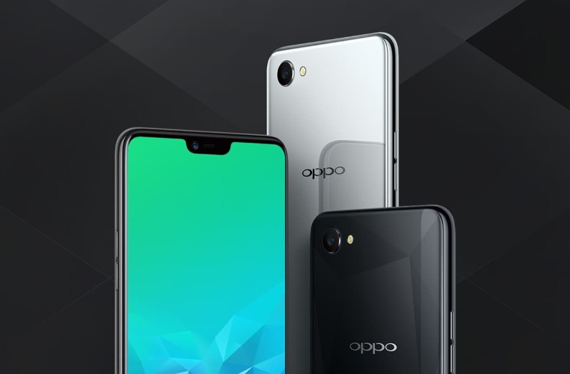 moviles oppo R15 y oppo A3