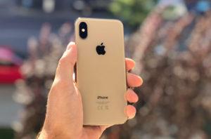 Camara trasera iPhone XS