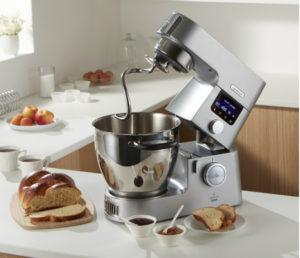 Pan casero con robot de cocina Cooking Chef
