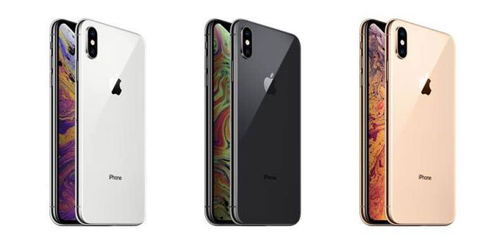 colores iPhone XS