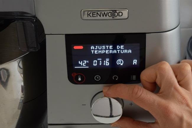 Modulando la temperatura por inducción en Cooking Chef