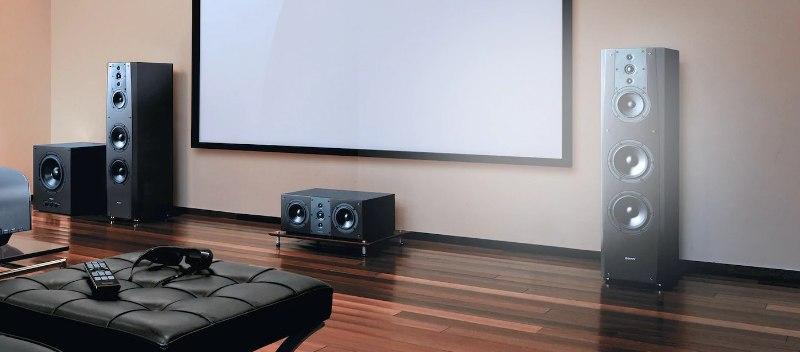 equipo audio salon