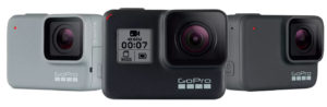 GoPro vs smartphone