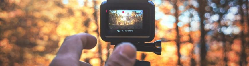 Todo lo que puedes hacer con las cámaras deportivas donde los smartphones no llegan