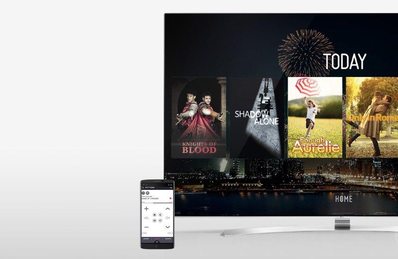 como funciona smart tv