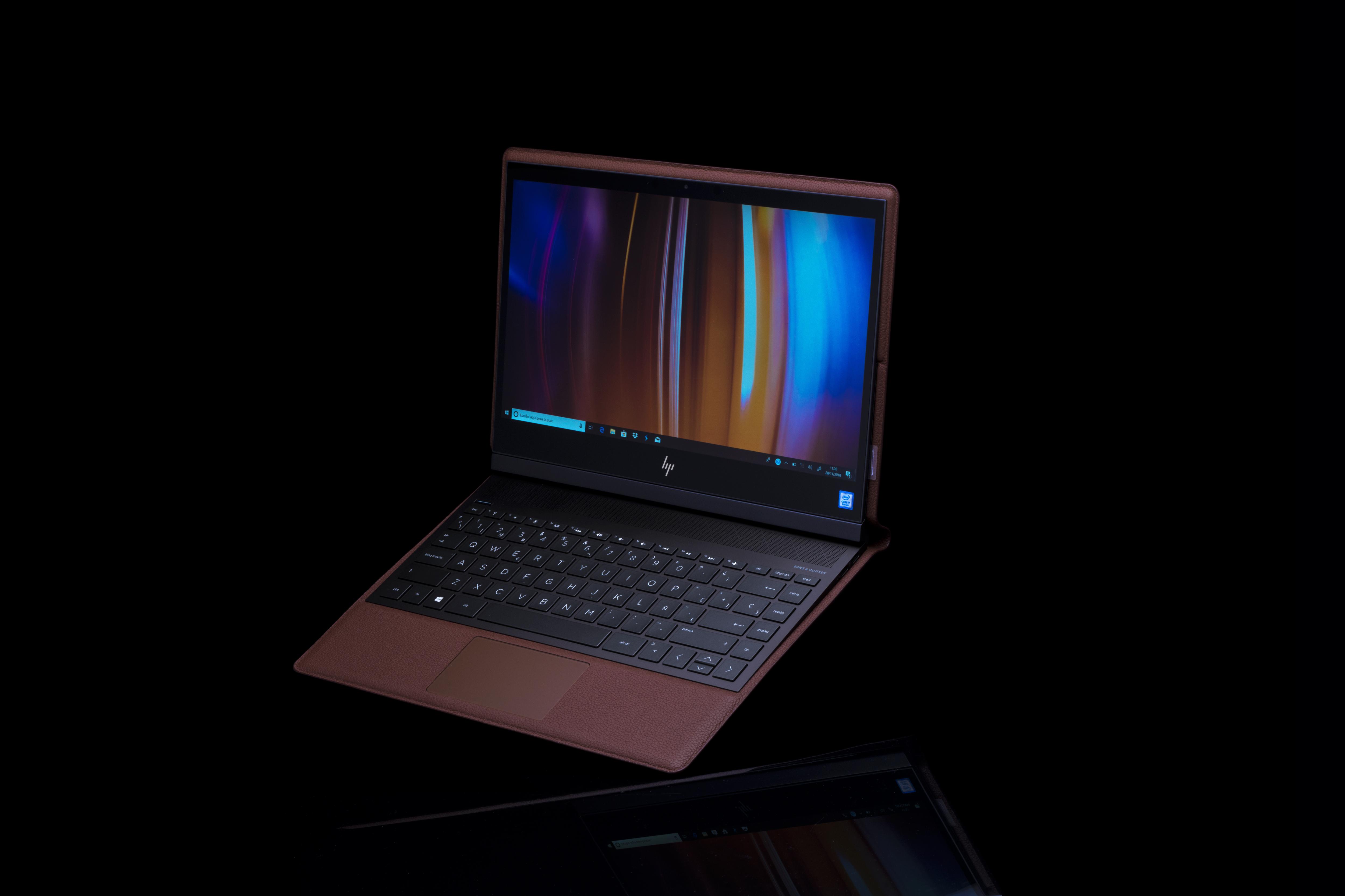 HP Spectre Folio, análisis
