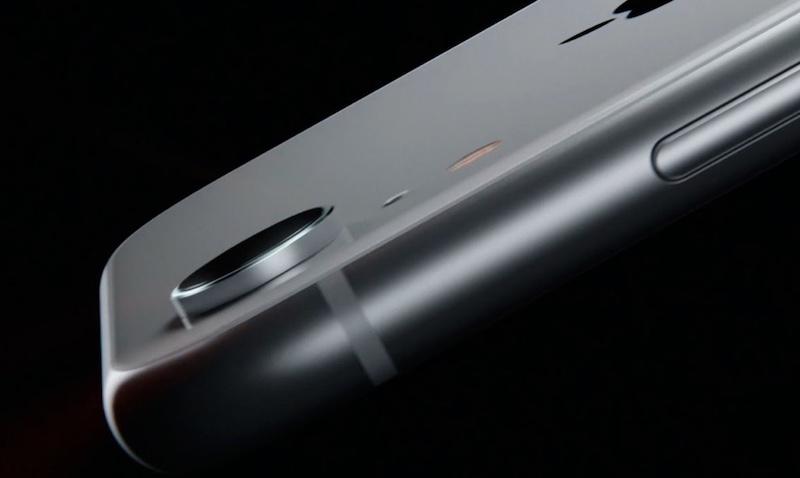 Camara del iPhone XR