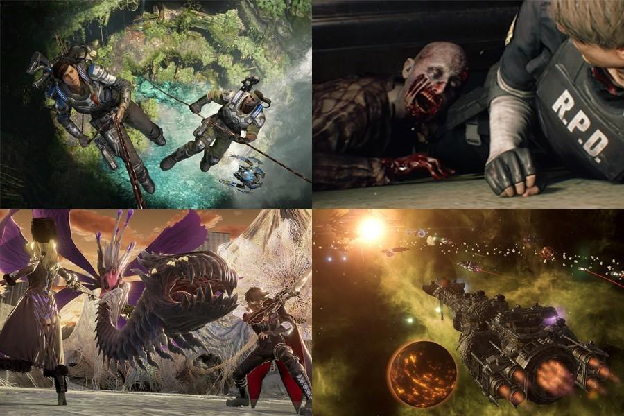 nuevos videojuegos 2019
