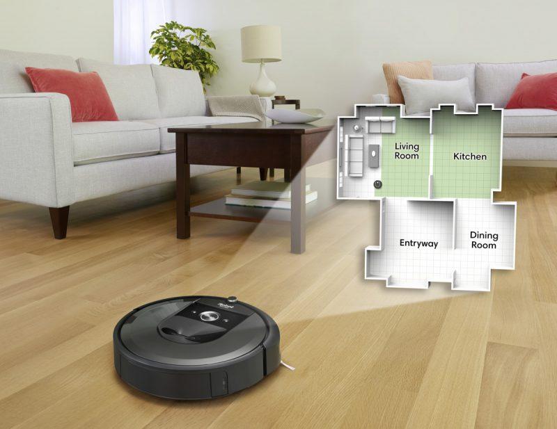 iRobot Roomba i7/i7+