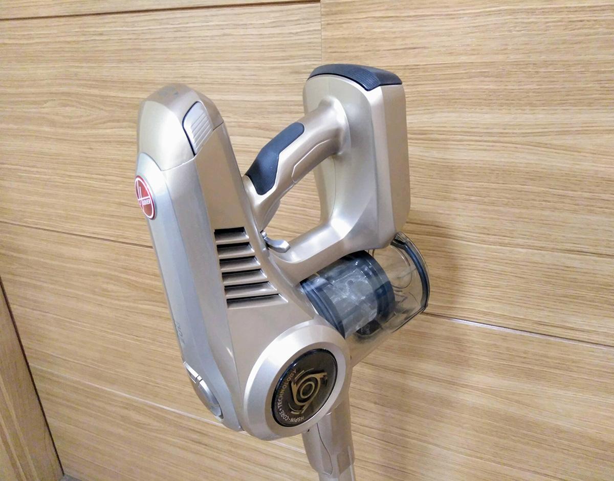 aspiradora hoover de pie fotografia deposito
