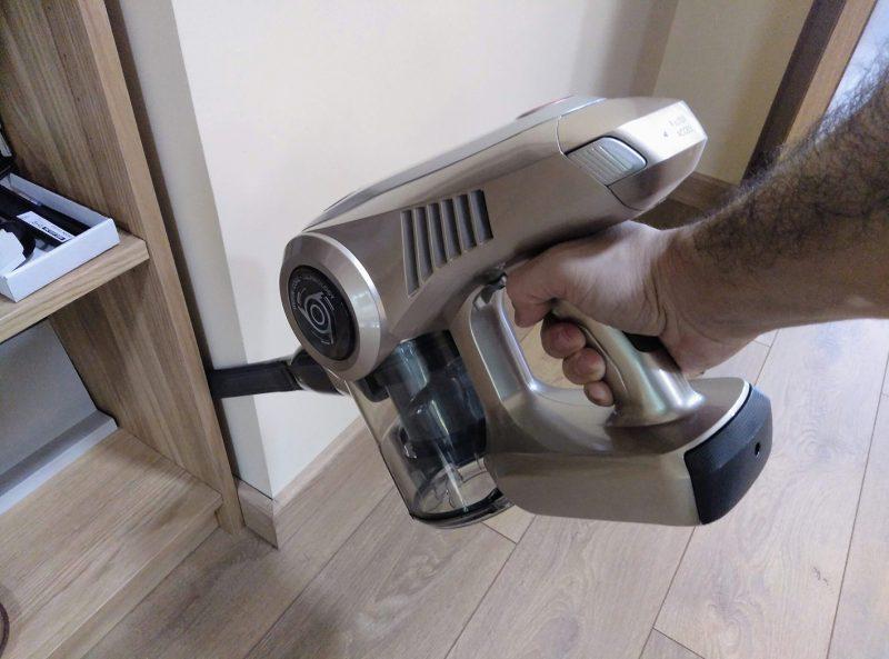 aspiradora hoover h-free 800 de mano
