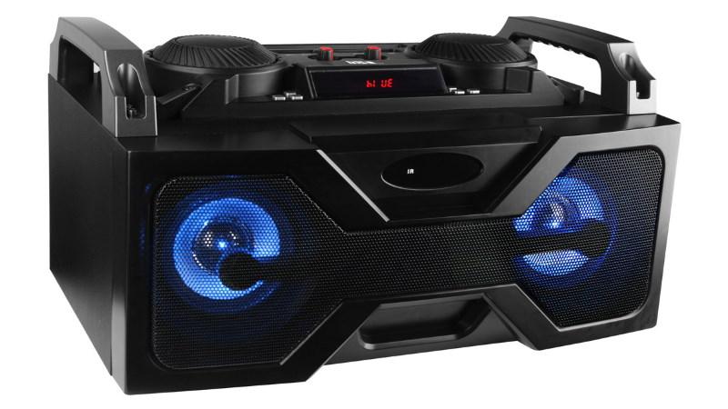 Altavoz portátil BSL MBSL-40 BT Karaoke