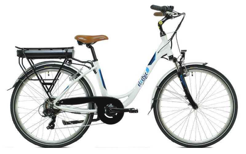 Bicicleta eléctrica B-PRO City